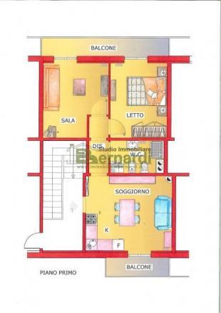 AP393 - Appartamento seminuovo a Lotta