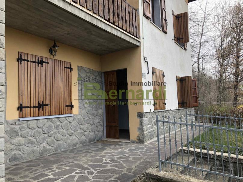 VI447 - Appartamento con giardino