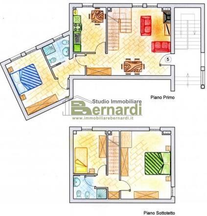 AP288 -  Appartamento con finiture di pregio