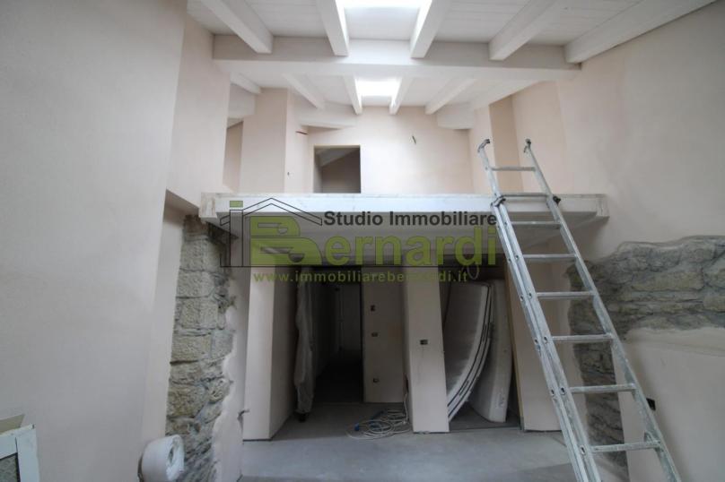 Badiola9 - Attico nuovo in palazzo storico