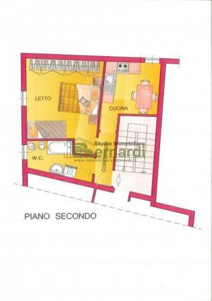 AP364_P - Appartamento centrale a Sestola