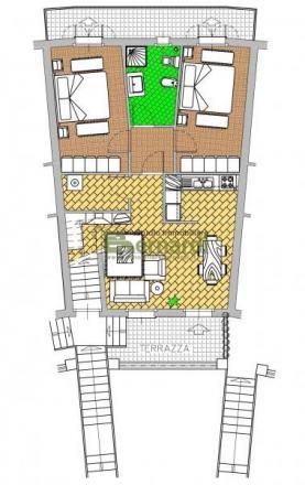 AP392 - Appartamento seminuovo