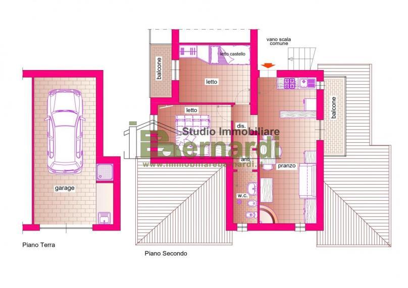AP435 - Appartamento panoramico