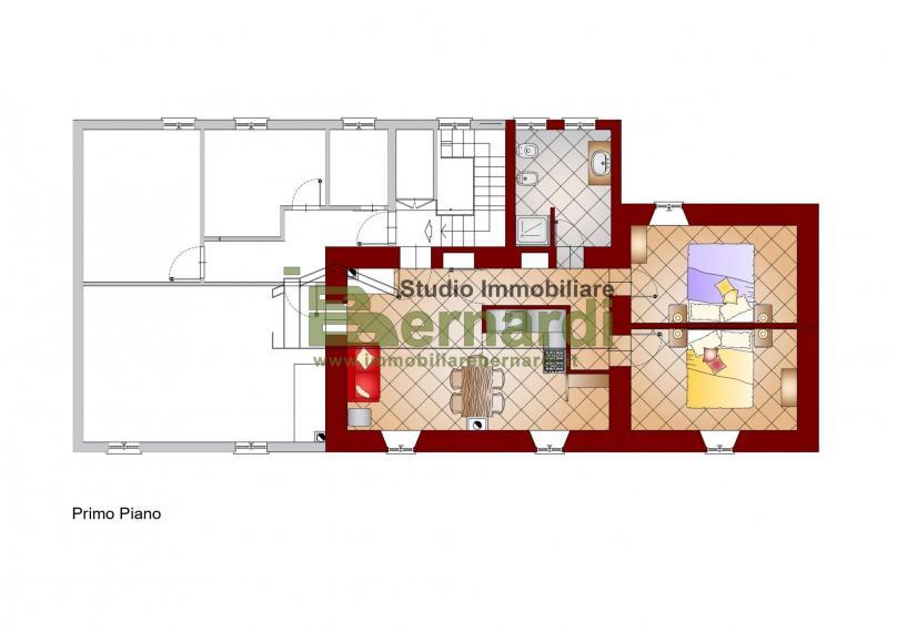 AP510_B - Appartamento accogliente