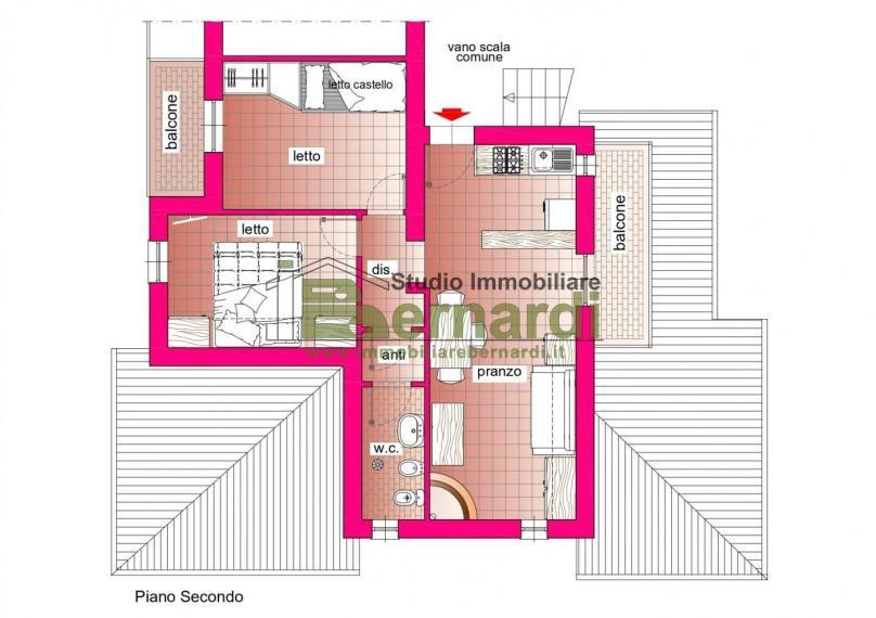 AP435_A - Appartamento panoramico